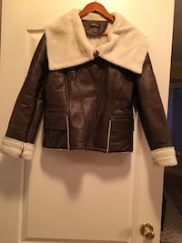 Leather jacket  Mississauga, L5E 2M2