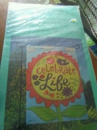 Celebrate Life Garden Flag Chicago, 60628