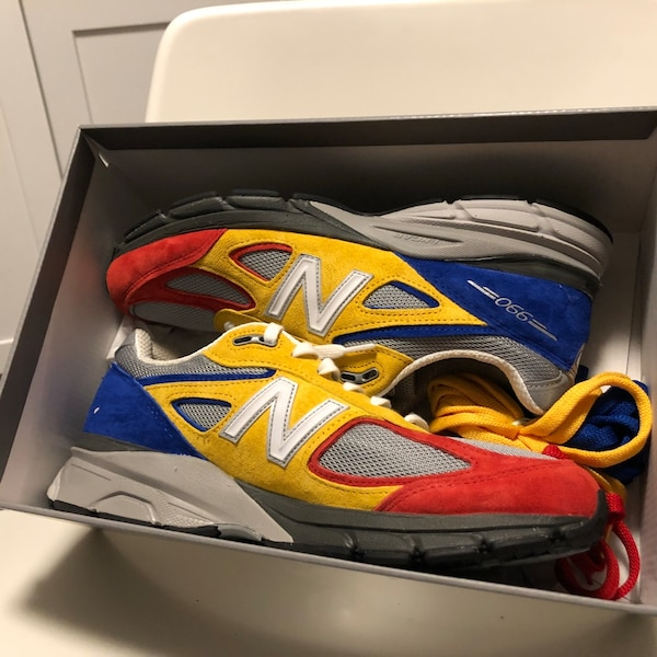 the latest 41d97 1947a New Balance 990 EAT edition ( DC exclusive / VERY RARE ) Size 10.5 Trainers  Runners ACW Monarch Nike Yeezy Jordan