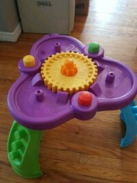Toddler Learning Table Toy Calgary, T2B 0J2