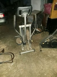 gray and black elliptical trainer Wheatland, 95692