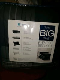 6 piece Twin bedding Miller Place, 11764