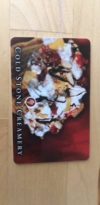 Coldstone $10 gift card  Los Angeles, 90034
