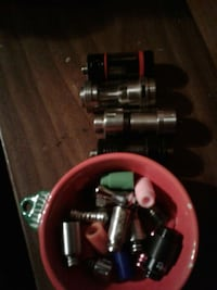 assorted atomizer lot