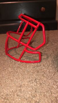 Red Riddell Revo Speed Facemask (BRAND NEW) Never Used! Germantown, 20876