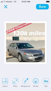 2008 Chevrolet Impala Fairmount Heights
