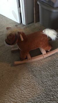 Rocking horse for toddler  Long Beach, 90802