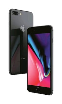 iPhone 8 Plus - factory unlocked with box and acce