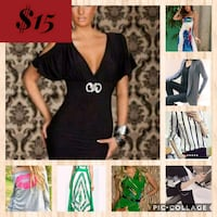 Brand new items only $15 each  Mississauga, L5W 1K8