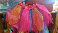 Brand-new with Tag Colorful Dance Tutu 4-5T Toronto, M4C 4B7