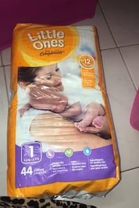 Unopened Size 1 diapers Toronto, M1T 3C1