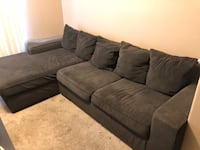 Sectional couch  Chandler, 85225