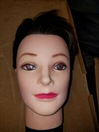 Mannequin head with a short haircut Springdale, 72762