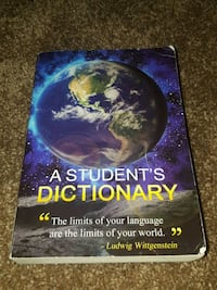 A Student's Dictionary Frederick, 21703