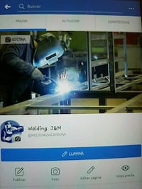 https://www.facebook.com/WELDINGSOLDADURA/ Arlington, 22204