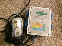 Sentinel grow room control controller and co2  369 mi