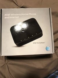 AT&T wireless home phone and internet box 194 mi
