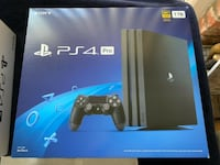 Sony PlayStation 4 Pro 1TB 4K Console - Jet Black