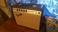 black and gray Fender guitar amplifier WINNIPEG