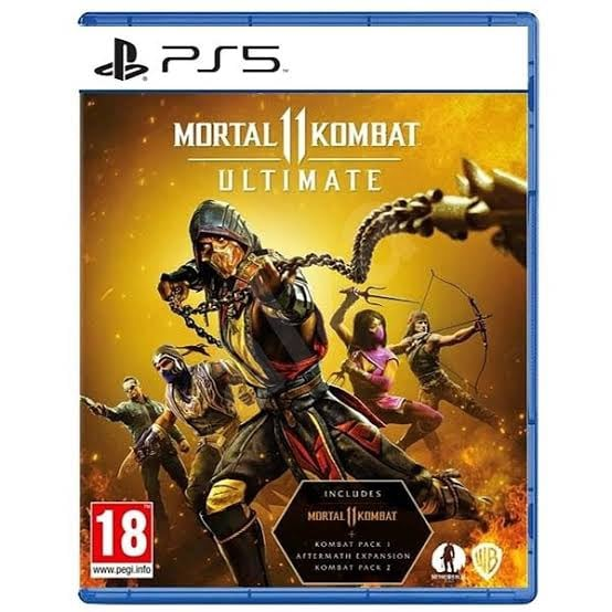 PS5 MORTAL KOMBAT ULTIMATE EDITION SIFIR 02bcc229-1e25-4b4d-a625-68153422acde