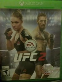Sony PS4 UFC 2 game  Chandler, 85225