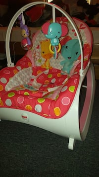 Baby Rocker & Feeding Chair (Negotiable)