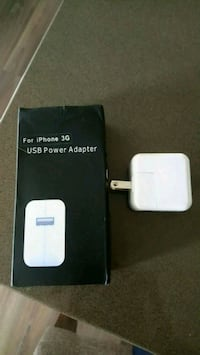 New USB power adapter for I phone