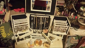 Jewelry lot full of jewelry coach n more