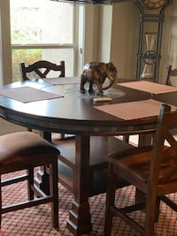 Sunny Designs dining table Meridian, 83642