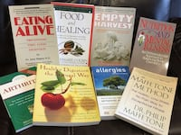 Holistic Health Books