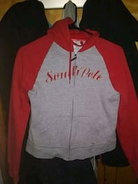 Med southpole zip up