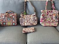 Vera Bradley large bags and totes Woodbridge, 22192
