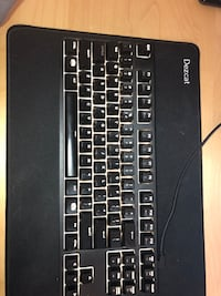 Cooler master gaming keyboard  New Westminster, V3L 0G4