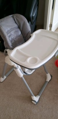Graco high chair (used)