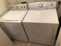 Washer and Dryer Porter, 77365
