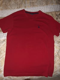 Red polo by ralph lauren polo shirt Kitchener, N2R 1W9