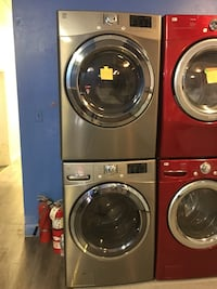 Kenmore front load washer and dryer set in excellent condition  Baltimore, 21223