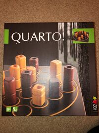 2 board games Quarto and Rock Me Archimedes Vienna, 22180