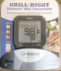 grill right bluetooth bbq thermometer Woodstock, 22664