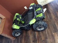 Green and black ride-on toy Springfield, 45503