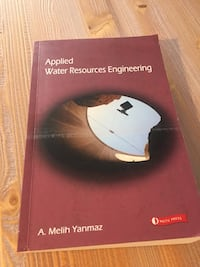 applied water resources engineering odtü yayınları
