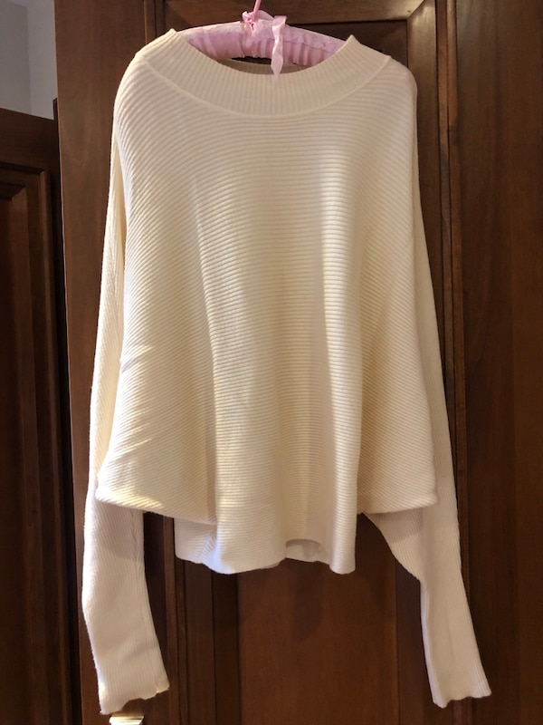ZARA Knit cropped sweater 0