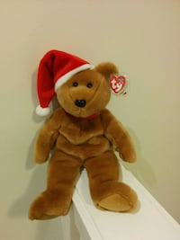 Large ty Christmas bear 500 km