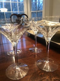 Crystal Stemware (31 pcs) Fairfax Station, 22039