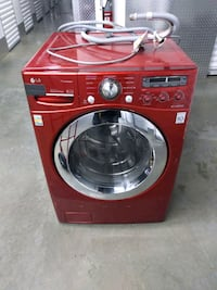 LG steam washer works good Temple Hills, 20748