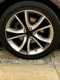 2015 Dodge Charger Rims  Henderson, 89012