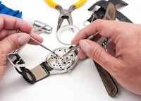watch repair Laval