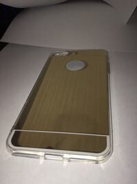 IPHONE 7/8 PLUS GOLD MIRROR CASE NEW St Catharines, L2T 4B6