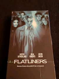 VHS Movie - Flatliners