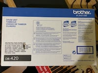 Drum unit for brother DR-420 Toronto, M1B 5L5